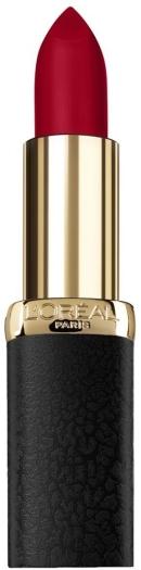 L'Oreal Paris Color Riche Creme de Creme Lipstick Matte N347 Haute Rouge 5g