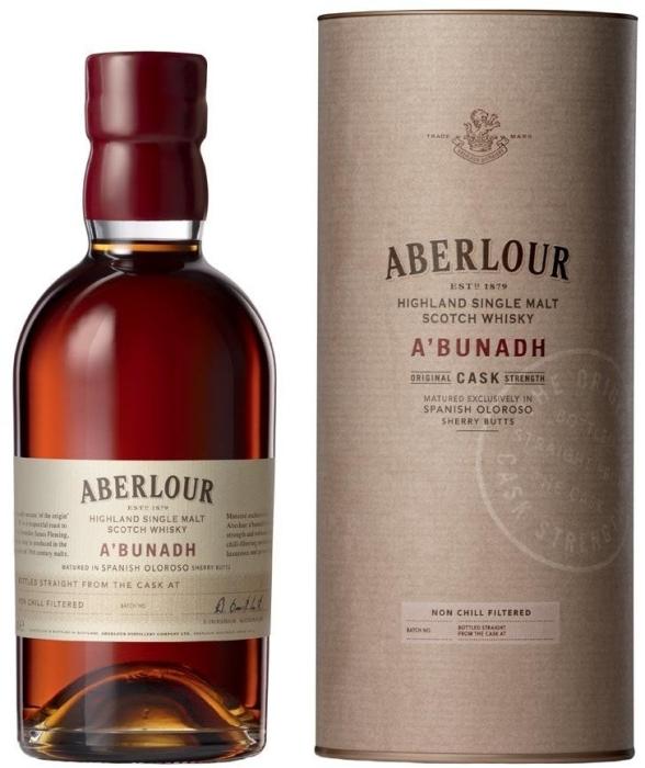 Aberlour A'bunadh 60.9% 0.7L