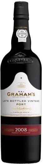Graham's Late Bottled Vintage Port 20% 1L