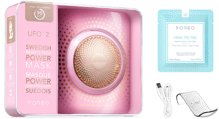 Foreo Face Smart Mask UFO 2 Pearl Pink