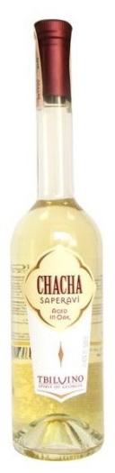 Tbilvino Chacha Saperavi Aged Oak 40% 0.5L
