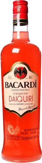 Bacardi Daiquiri Strawberry 1L