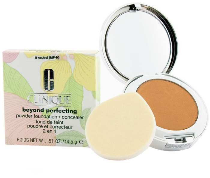 Clinique Beyond Perfecting Powder N09 Neutral 14,5g