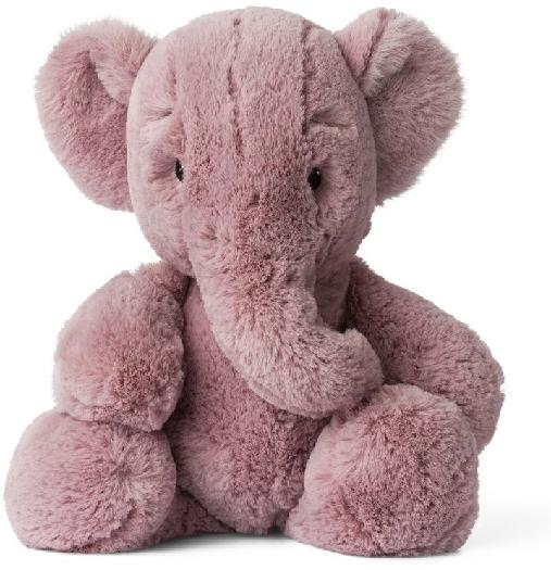 WWF Ebu the elefant pink