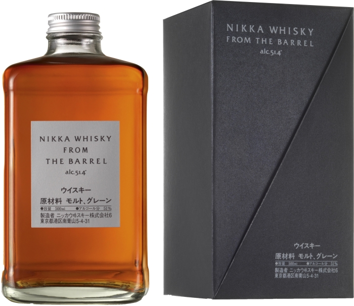Nikka fr.the Barrel 0.5L