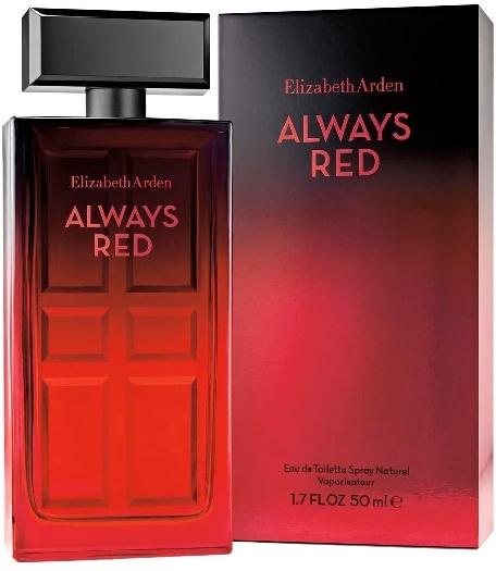 Elizabeth Arden Always Red EdT 50ml