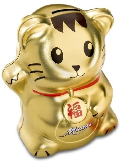 Munz Golden Fortune Cat 96G