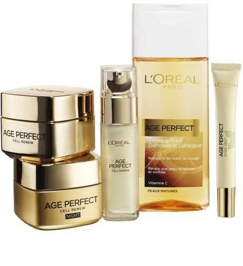 L'Oreal Age Perfect Cell Renew Bag Set