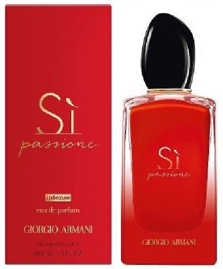 Giorgio Armani Si Passione Eau de Parfum Intense LB203900 100ML