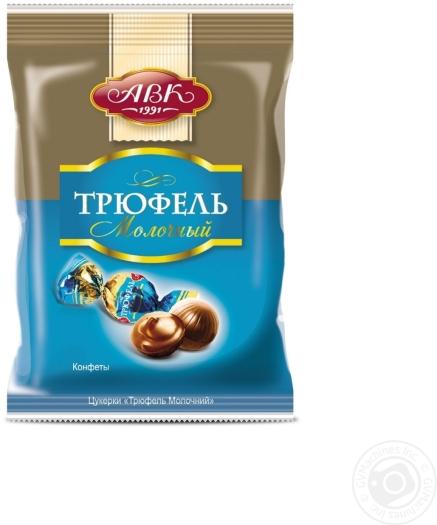 AVK Truffle Milk 125g