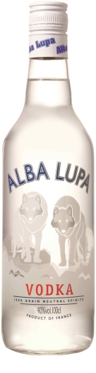 Alba Lupa Vodka 1L