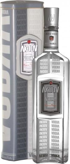 Akdov Gift Pack 0.7L