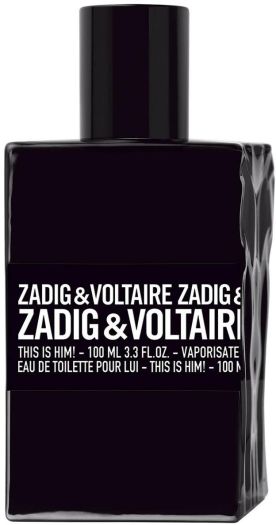 Zadig&Voltaire This is Him EdT 100ml