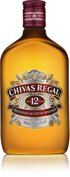 Chivas Regal 12YO 40% PET 0.5L