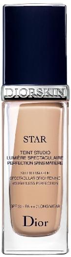 Dior Diorskin Star Fluid Foundation N030 Medium Beige
