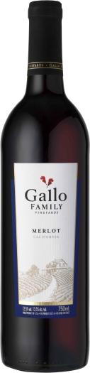 Gallo Family Merlot 0.75L