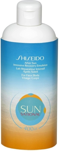 Shiseido Suncare After Sun Intensive Recovery Emulsion 400ml