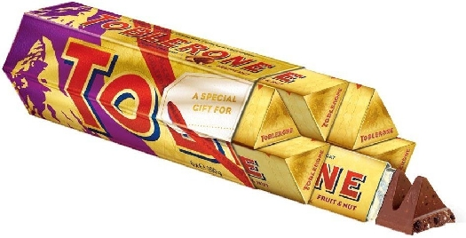 Toblerone Fruit&Nut 6х100g