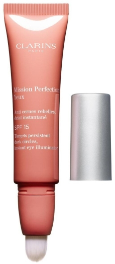 Clarins Mission Perfection Skin Tone Corrector Eye Cream SPF15 15ml