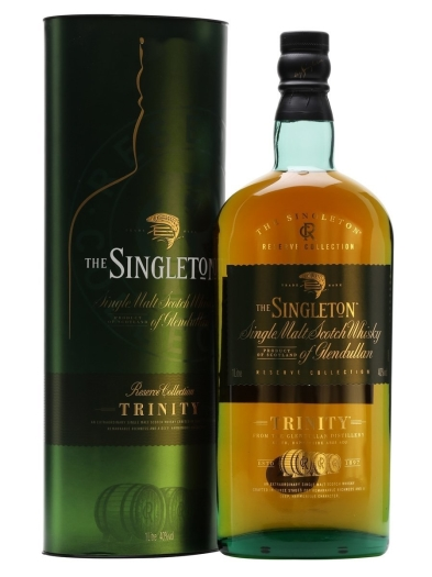 Singleton of Glendullan 40% Whiskey Tube 1L