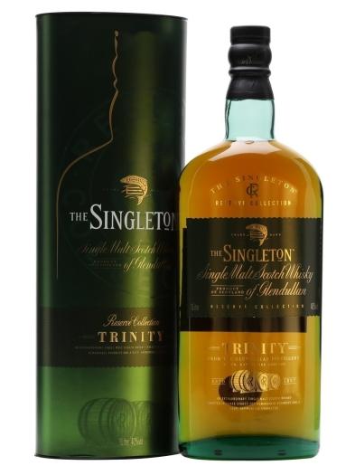Singleton of Glendullan 40% Whiskey Tube 1L