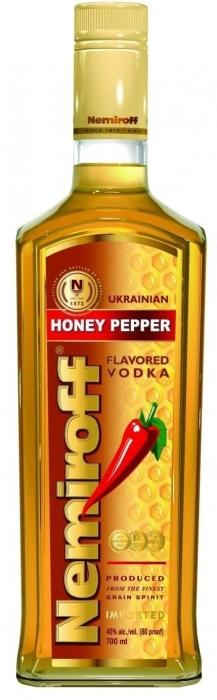Nemiroff Honey Pepper Gepa 0.7L