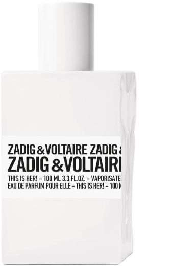 Zadig&Voltaire This is Her EdT 100ml