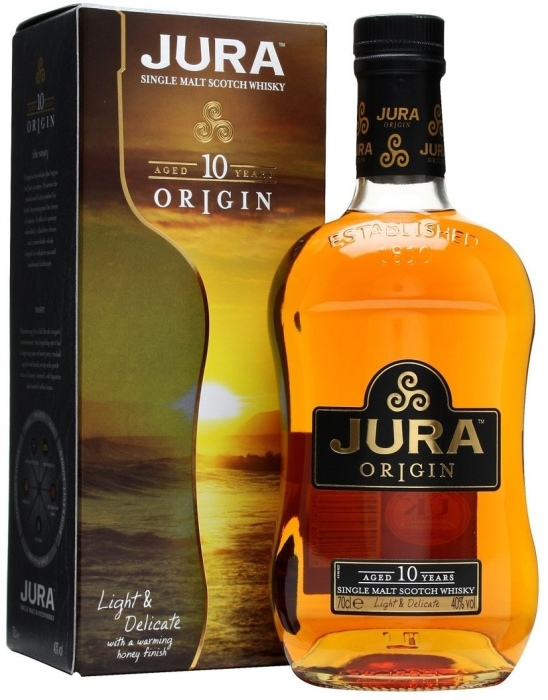 Isle of Jura Years Old 1L