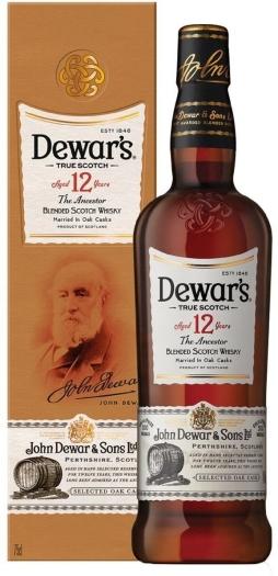 Dewar's Special Reserve 12 YO Whiskey 1L