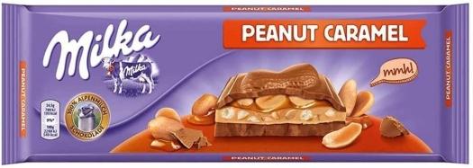 Milka Peanuts 276g