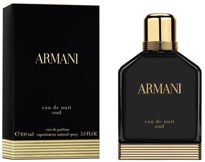 Giorgio Armani Eau de Nuit Oud EdP 100ml
