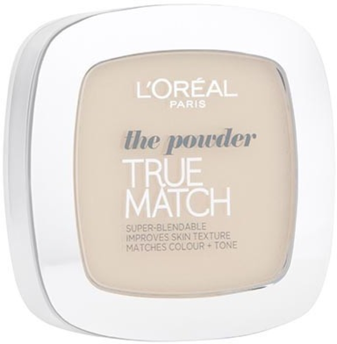 L'Oreal True Match Powder W3 Golden Beige 9g