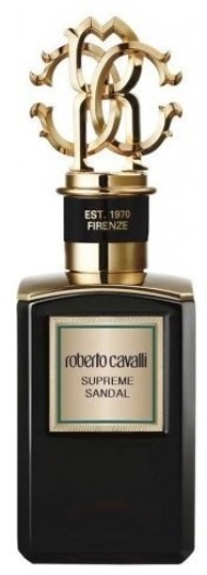 Roberto Cavalli Gold Collection Supreme Sandal EdP 100ml
