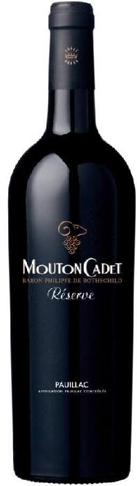 Baron Philippe de Rothschild Mouton Cadet Réserve Pauillac 0.75L