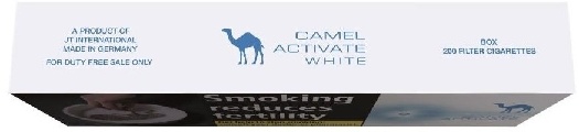 Camel Activate 200s