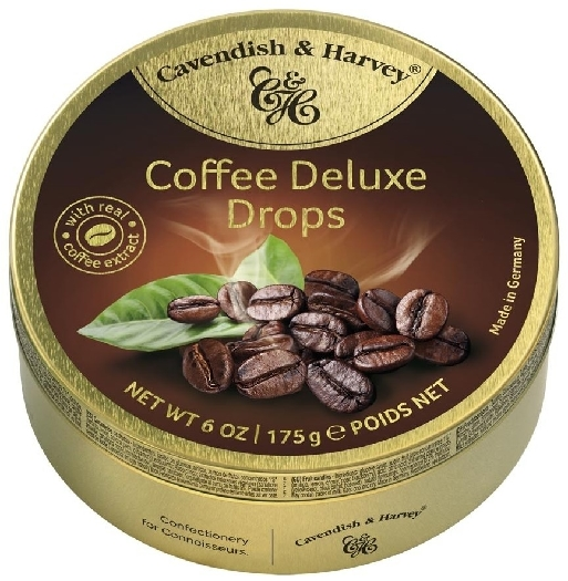 Cavendish&Harvey Coffee Deluxe Drops 175g