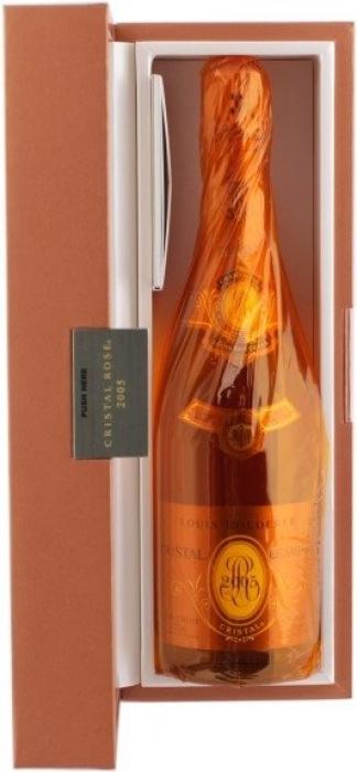 Champagne Louis Roederer Cristal Rose 0.75L
