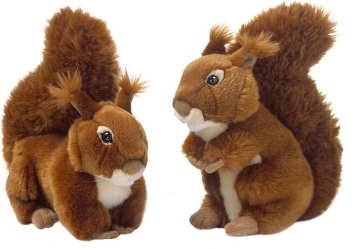 WWF Squirrel