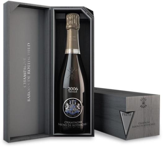 Champagne Barons de Rothschild Blanc de Blancs Vintage 0.75L