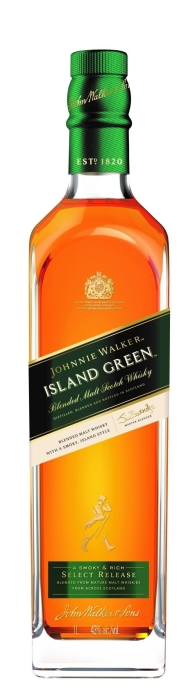 Johnnie Walker Island Green 43% 1L