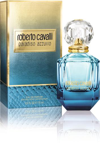Roberto Cavalli Paradiso Azzuro 75ml