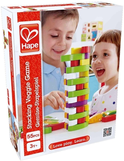 Hape E1008 Stacking Game