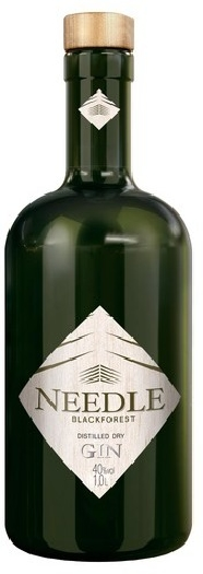 Needle Blackforest Distilled Dry Gin 40% 1L
