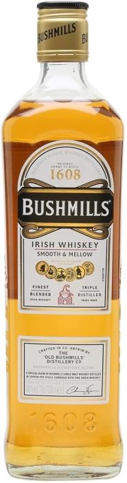 Bushmills Irish Whiskey Twinpack 2x1L