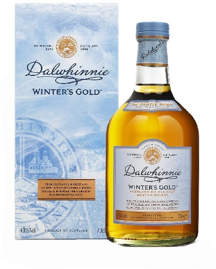 Dalwhinnie Winters Gold 43% 0.7L