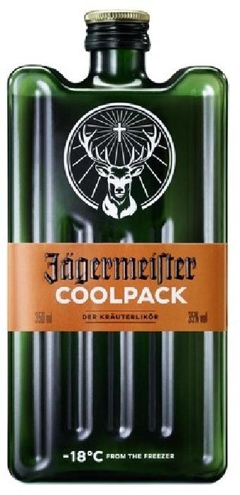 Jagermeister Jägermeister Coolpack 35%
