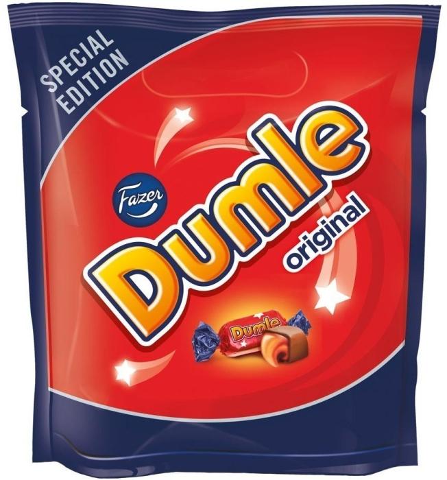 Fazer Dumle Original Pouch 350g