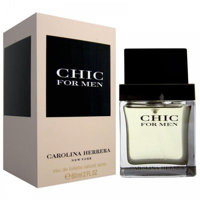 Carolina Herrera Chic For Men 60ml