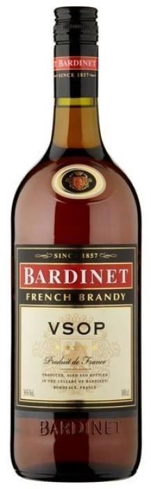 Bardinet VSOP 36% 1L