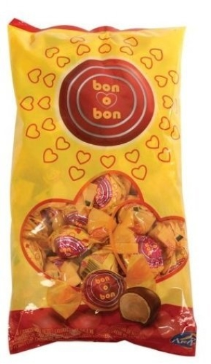 Arcor Bon o Bon Milk Chocolate Bag 1kg